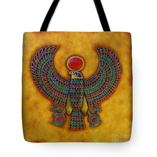 Horus Tote Bag by Joseph Sonday
