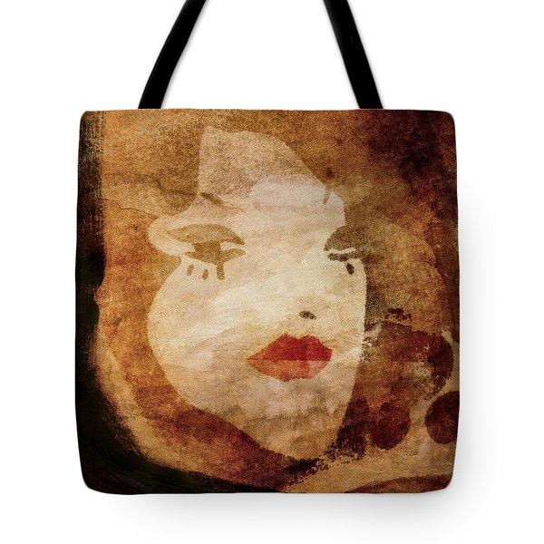Hot And Cold Tote Bag by Carol Leigh