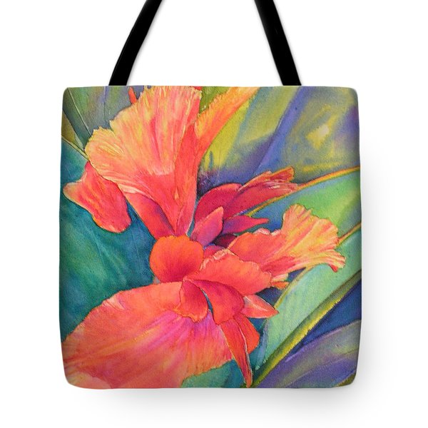 Hot Pants Tote Bag by Annika Farmer