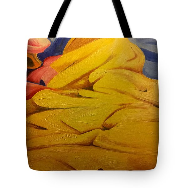 Hot Summer Night Tote Bag by Isabella F Abbie Shores LstAngel Arts