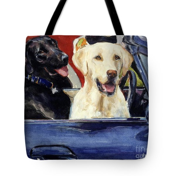 Hot Wheels Tote Bag by Molly Poole