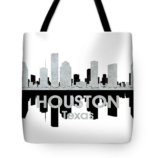 Houston TX 4 Tote Bag by Angelina Vick