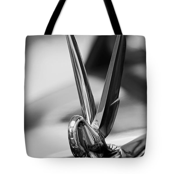 Humble Packard Tote Bag by Kurt Golgart