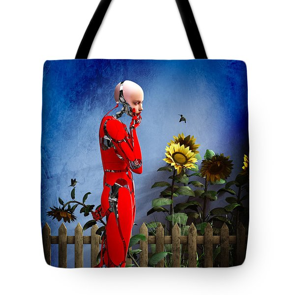 Hummingbirds Tote Bag by Bob Orsillo