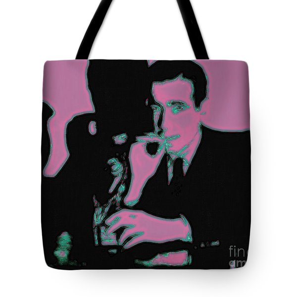 Humphrey Bogart And The Maltese Falcon 20130323m138 Tote Bag by Wingsdomain Art and Photography
