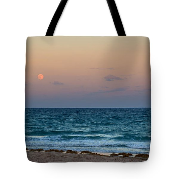Hunter's Moon Tote Bag by Michelle Wiarda