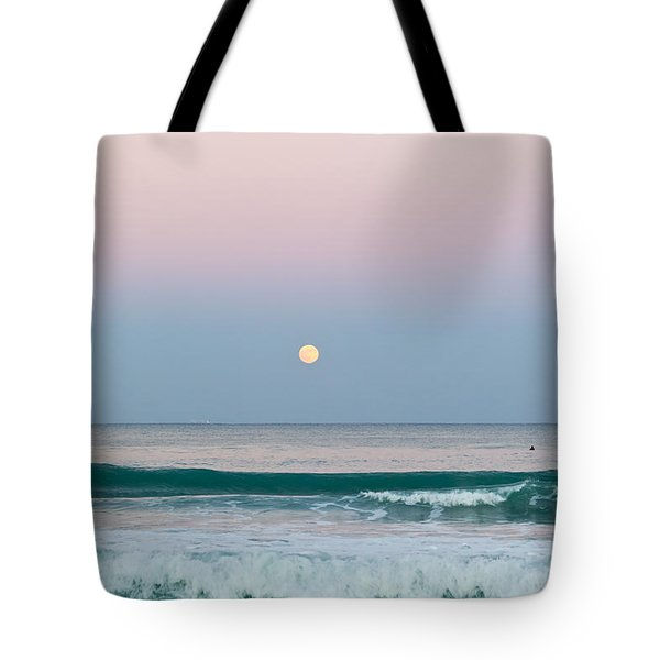 Hunters Moonrise Tote Bag by Michelle Wiarda