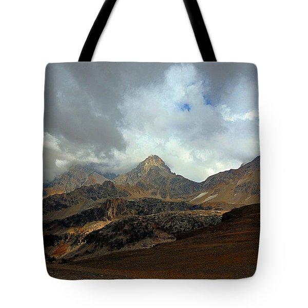 Hurricane Pass Tote Bag by Raymond Salani III