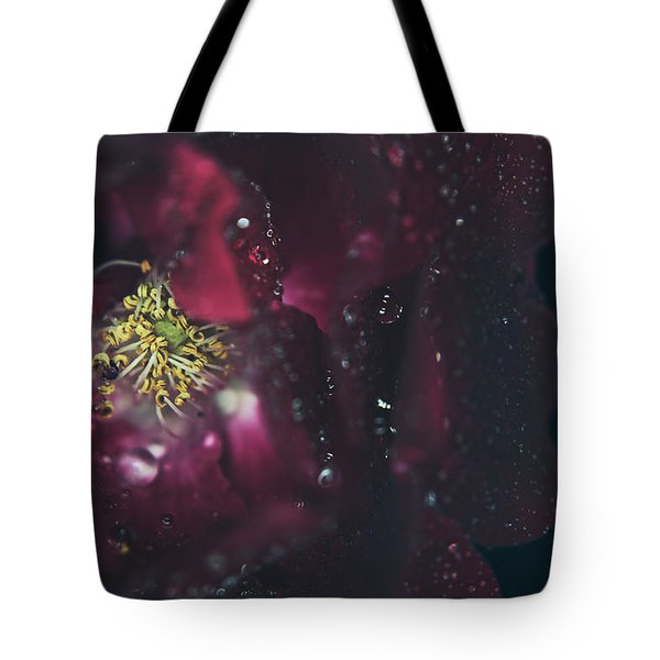 I Can Feel Your Heart Beating Tote Bag by Laurie Search