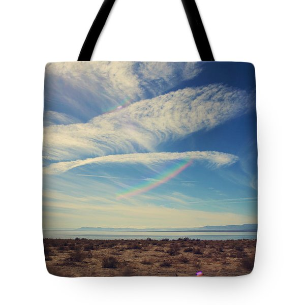 I Hope And I Dream Tote Bag by Laurie Search