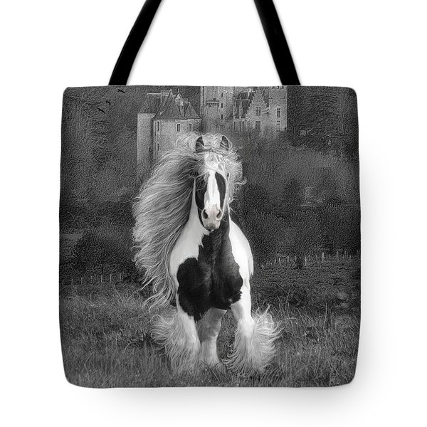 I hope you're in a Beautiful Place Tote Bag by Fran J Scott