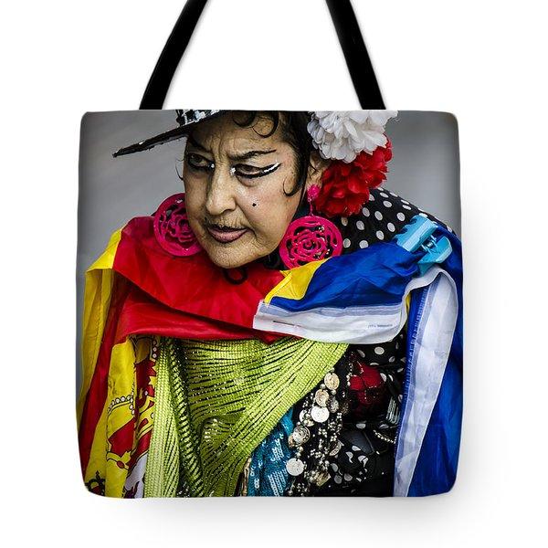 I Love Colors Tote Bag by Sotiris Filippou
