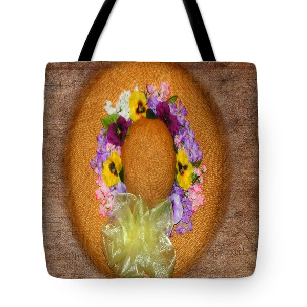 I Remember Mama Tote Bag by Barbara S Nickerson