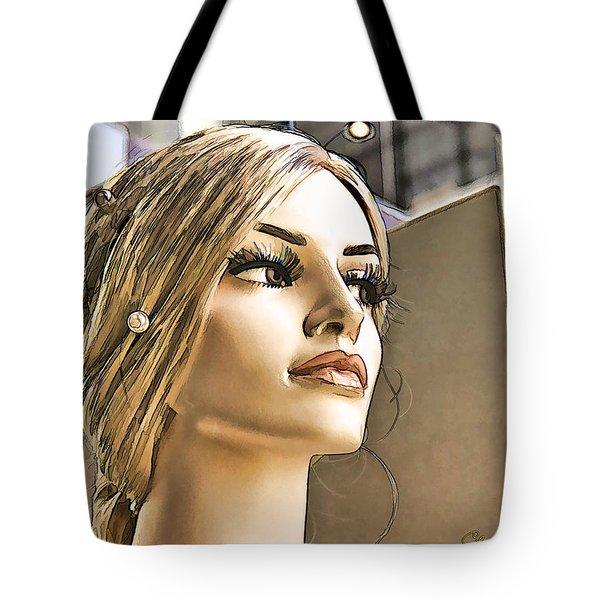 I Spy Tote Bag by Chuck Staley