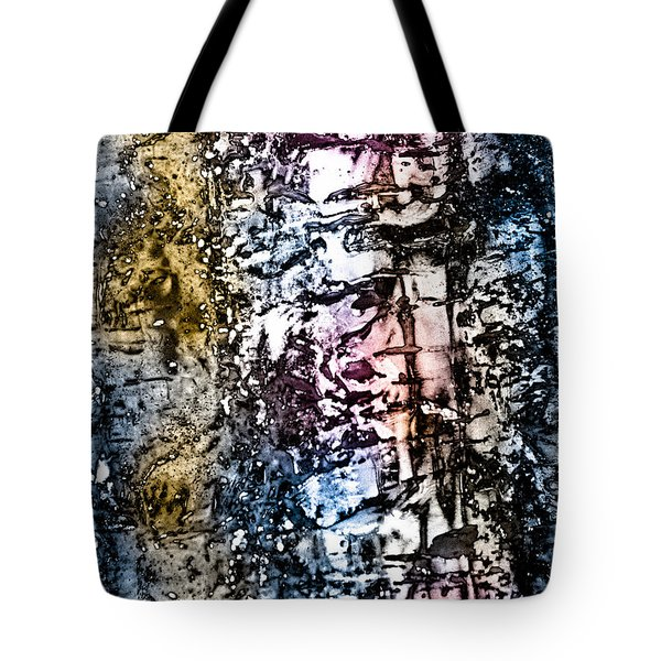 Ice Number Five Tote Bag by Bob Orsillo