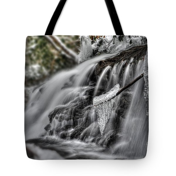 Ice On A Stick Tote Bag by Dan Friend