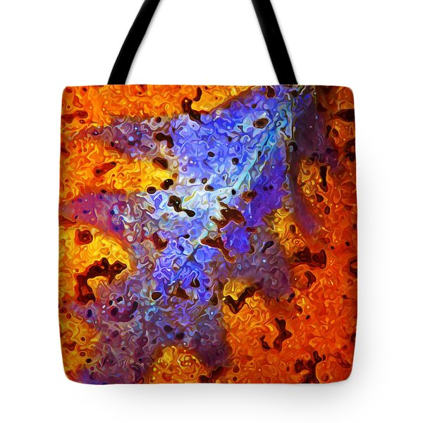 Icebound Leaf 2 Tote Bag by Bill Caldwell -        ABeautifulSky Photography