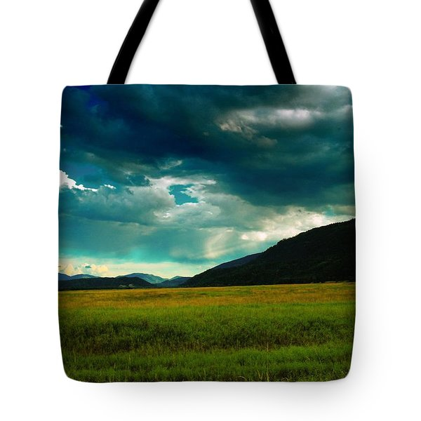 Idaho Beauty Tote Bag by Jeff Swan