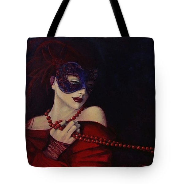 Idyll Tote Bag by Dorina  Costras