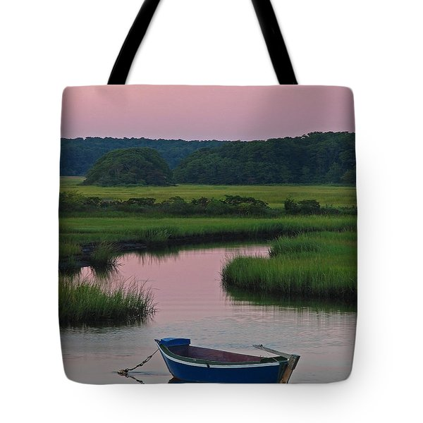 Idyllic Cape Cod Tote Bag by Juergen Roth