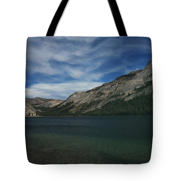 If I Spent Forever Here Tote Bag by Laurie Search