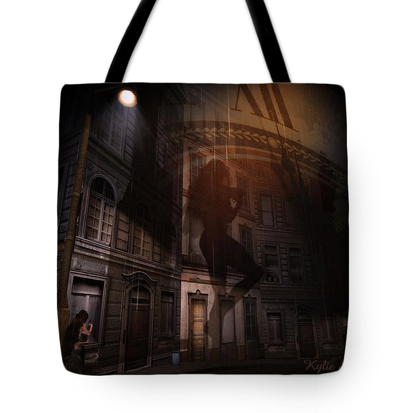 If Only Life Were Different Tote Bag by Kylie Sabra