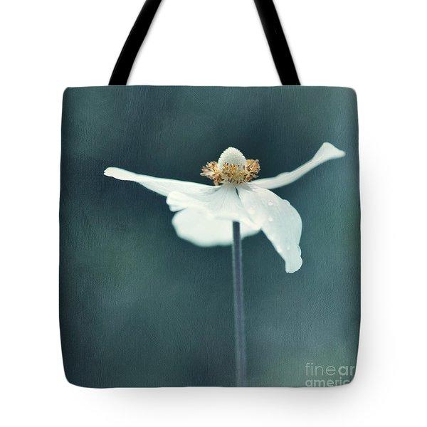 If  Petals Were Wings Tote Bag by Priska Wettstein