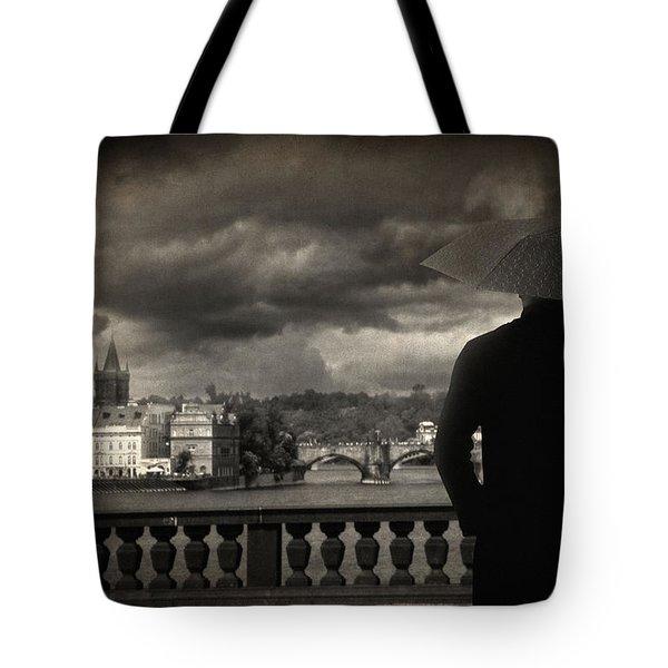 If Tote Bag by Taylan Soyturk