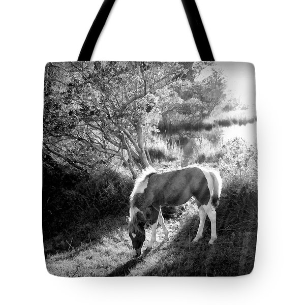 If there's a heaven... Tote Bag by Janine Riley
