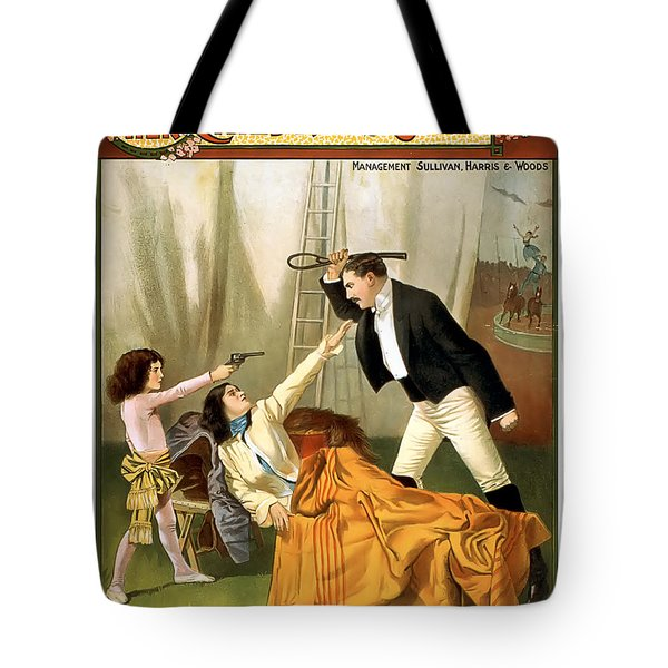 If You Strike My Mother Tote Bag by Terry Reynoldson