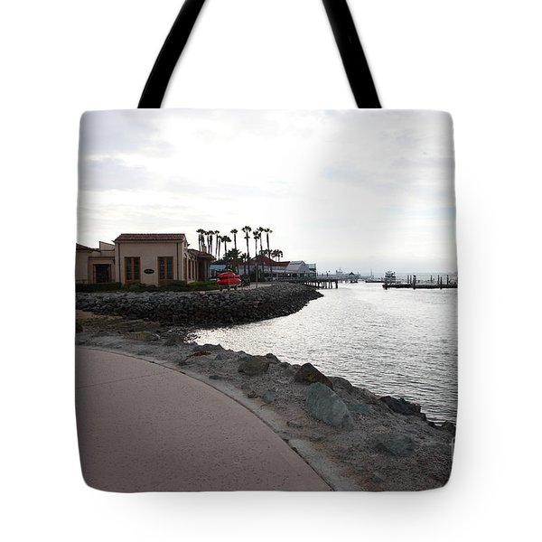 Il Fornaio Italian Restaurant In Coronado California 5d24370 Tote Bag by Wingsdomain Art and Photography