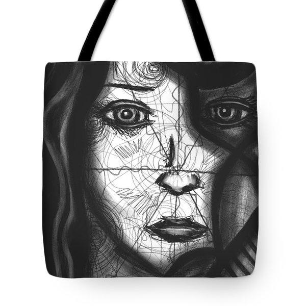 Illumination Of Self Tote Bag by Daina White