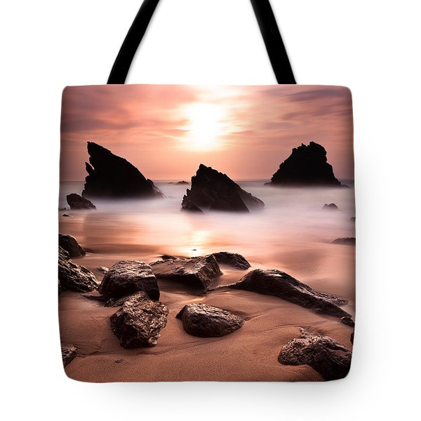 Illusions Tote Bag by Jorge Maia