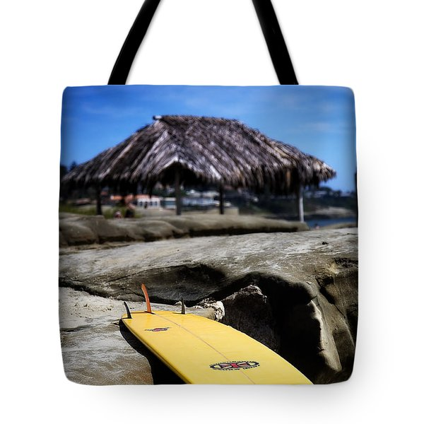 I'm Board Tote Bag by Peter Tellone