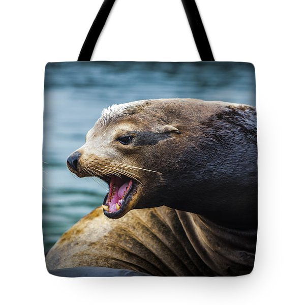 I'm The Boss Tote Bag by David Millenheft