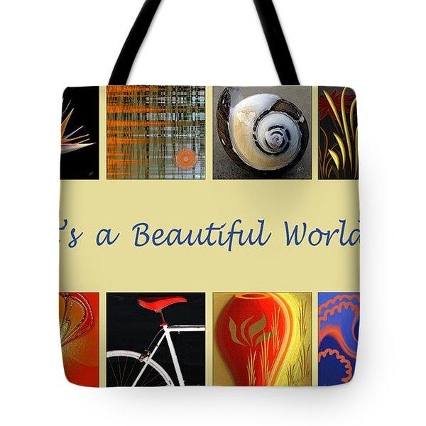 Image Mosaic - Promotional Collage Tote Bag by Ben and Raisa Gertsberg