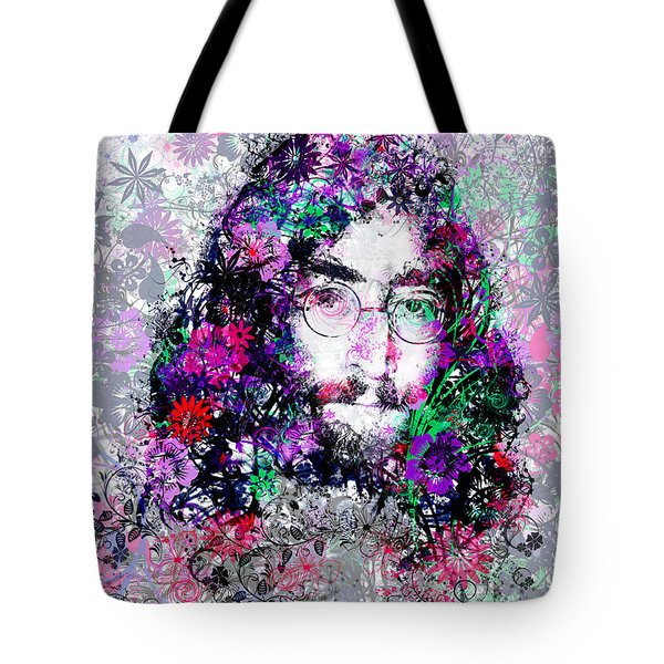 Imagine Tote Bag by MB Art factory