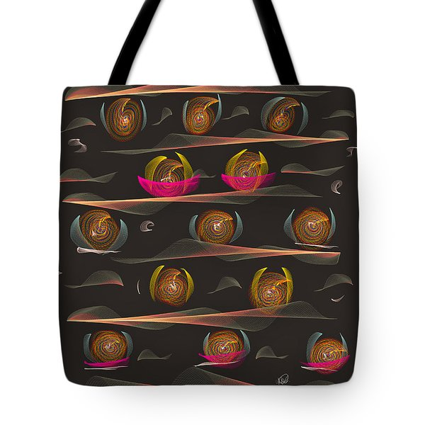 Impatience Tote Bag by Angela A Stanton