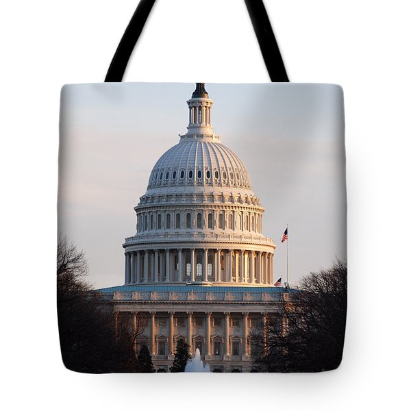 Impediment Tote Bag by John Schneider