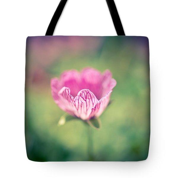 Imperfect Bloom Tote Bag by Priya Ghose