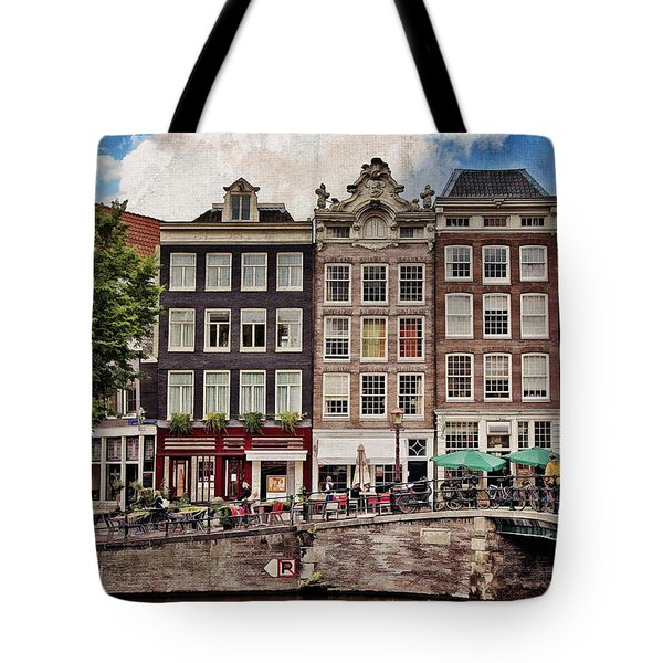 In Another Time And Place Tote Bag by Joan Carroll