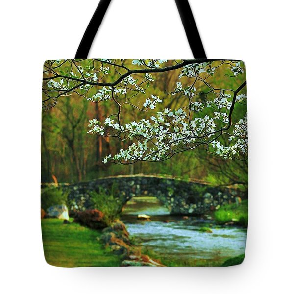 In Bloom Tote Bag by Benjamin Yeager