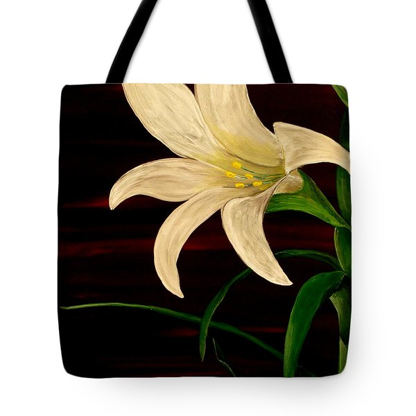 In Bloom Tote Bag by Mark Moore