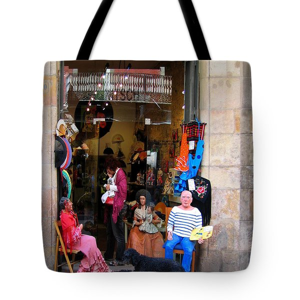 In Good Company Tote Bag by Leena Pekkalainen