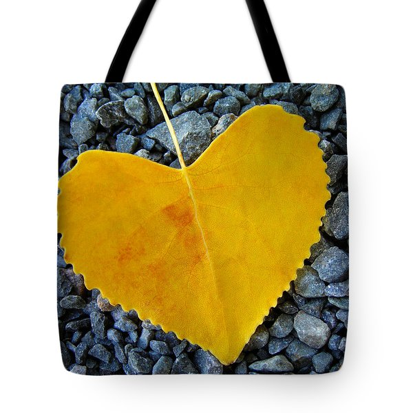 In Love ... Tote Bag by Juergen Weiss