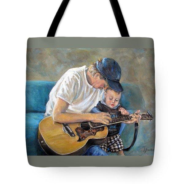 In Memory Of Baby Jordan Tote Bag by Donna Tucker