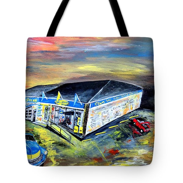 In Motion  Tote Bag by Mark Moore
