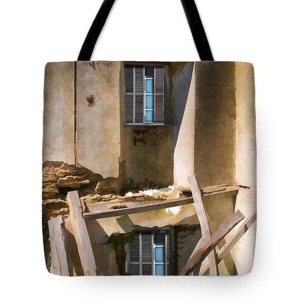 In Need Of Repair Tote Bag by Liane Wright