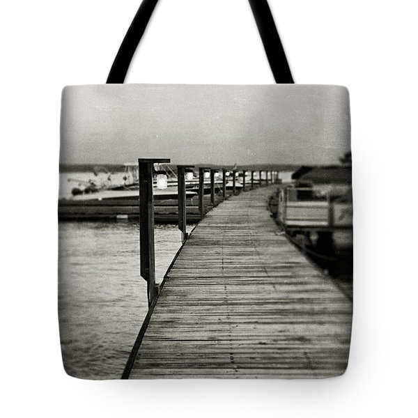 In Stillness Tote Bag by Lisa Russo