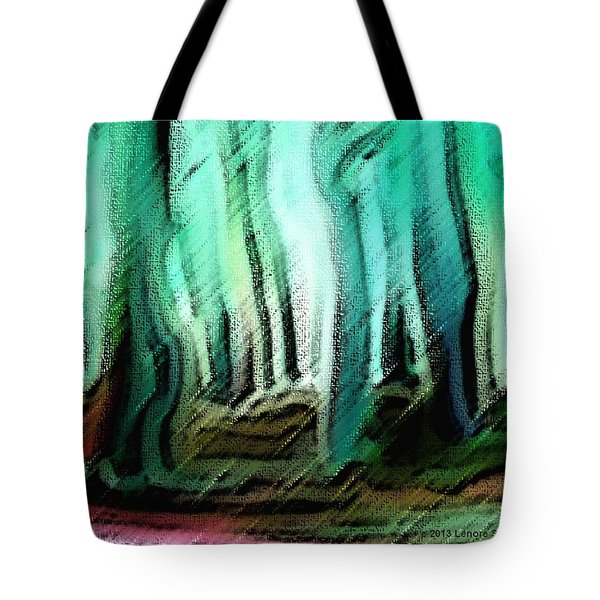 In The Country Tote Bag by Lenore Senior